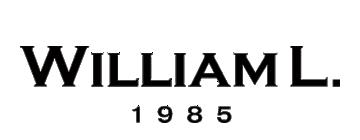 Mehr von dieser Marke: William L 1985