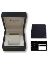 Boîte de montre d'origine de Justex