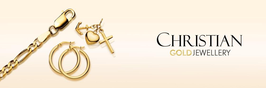 CHRISTIAN Goldschmuck