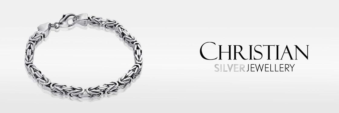 CHRISTIAN Silberschmuck