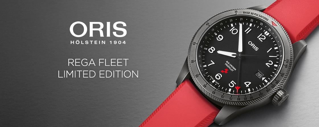 Oris Big Crown ProPilot Rega Fleet Limited Edition
