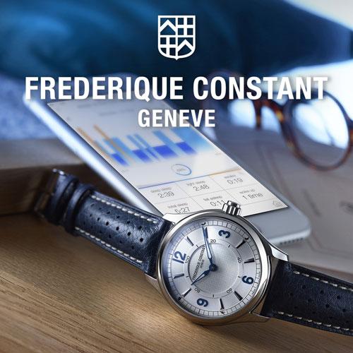 Frédérique Constant Smartwatches