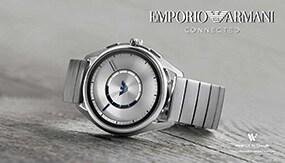 Smartwatches von Emporio Armani