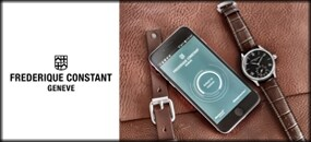 Smartwatches von Frederique Constant
