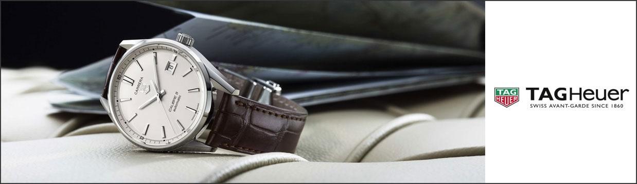 TAG Heuer Carrera Calibre 5 Automatik