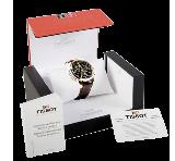 Tissot original, dekorative Uhrenbox