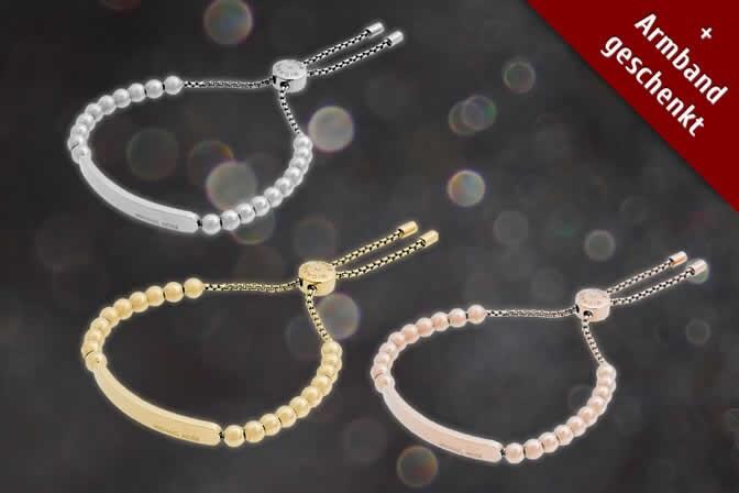 Exklusives Angebot: Michael Kors Armband geschenkt